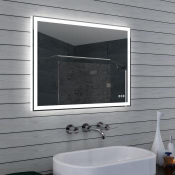 Zrcadlo LADA 80x60 s LED osvětlením