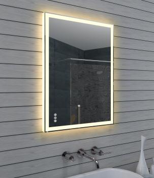 Zrcadlo LADA 60x80 s LED osvětlením